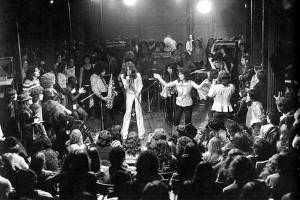 New York Dolls en el Mercer Arts Center, 1972
