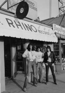 Ramones, Rhino Records