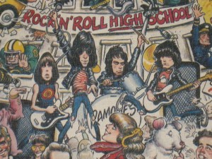 Ramones, Rock 'n' Roll High School