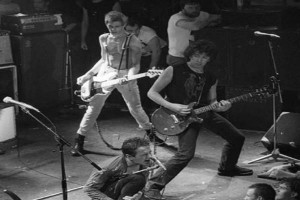 The Clash live