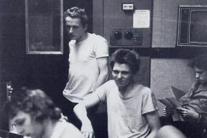 The Clash studio