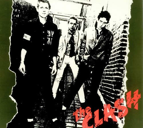 vinilo the clash