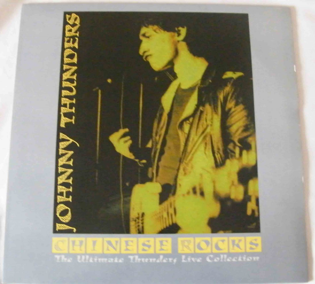 johnny thunders chinese rocks