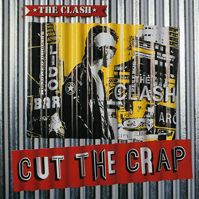 cut-the-crap the clash vinilo