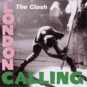 london-calling the-clash