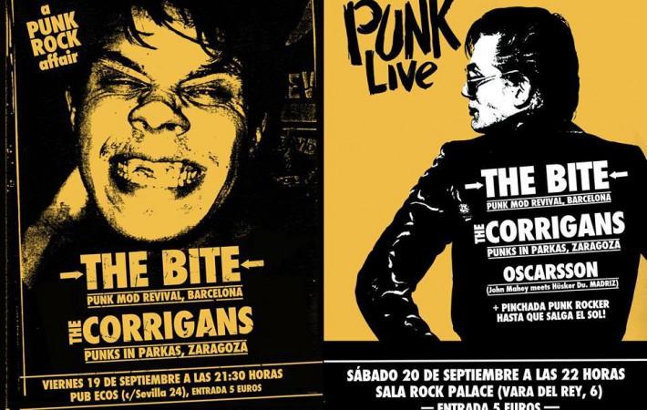 the corrigans zaragoza