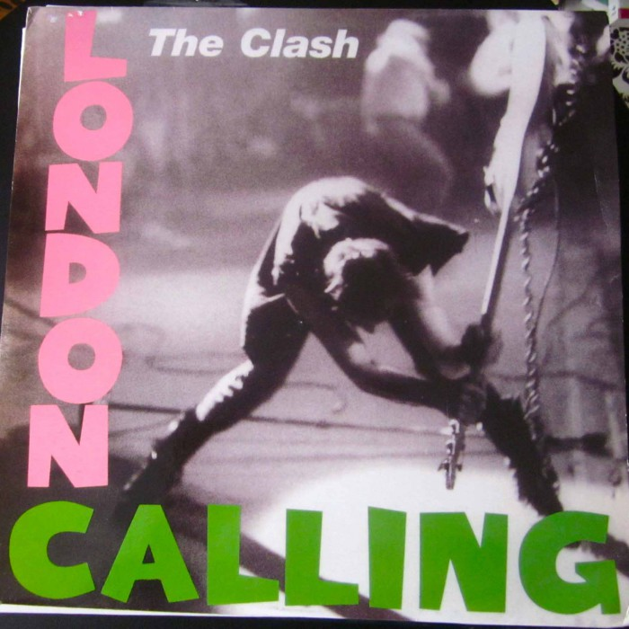 London Calling The Clash 1979