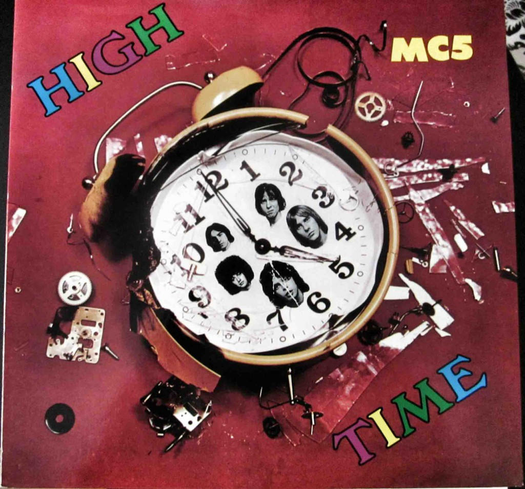 Mc5 High Time Vinilos Blank Generation
