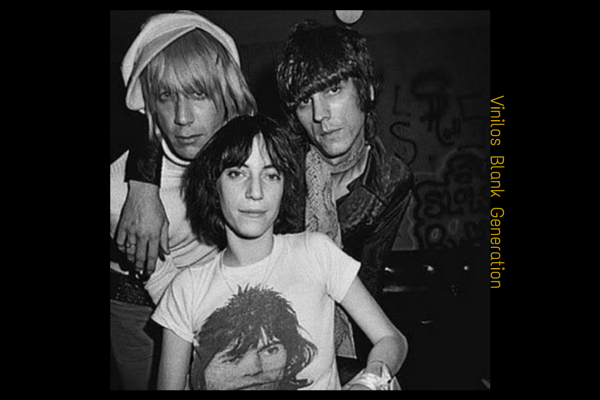 padrinos punk vinilos bg patti smith iggy pop