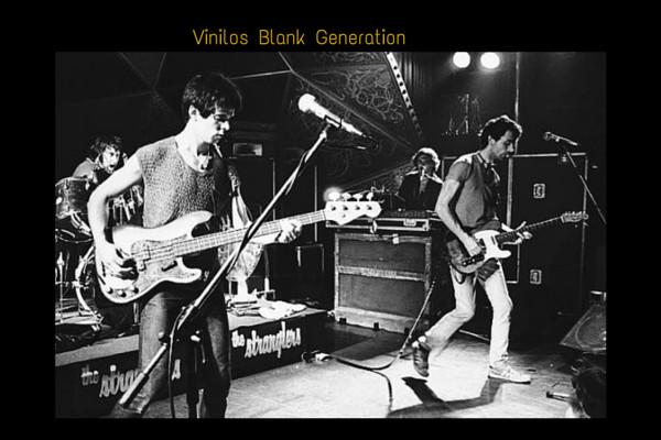 the stranglers vinilos blank generation