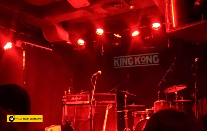 sala king kong zaragoza concierto