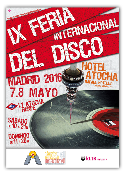 Feria Internacional Disco Madrid