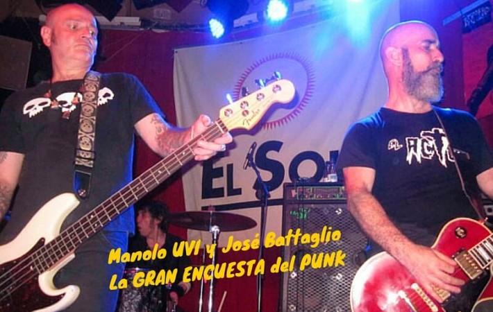 Manolo Uvi punk