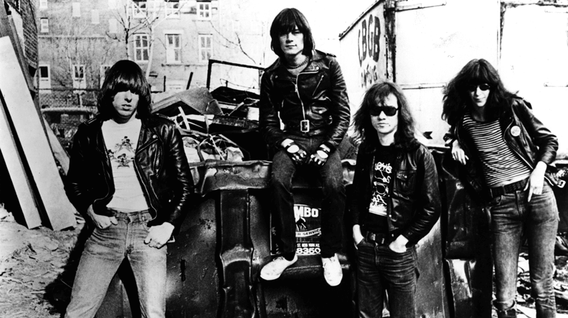 Hey!Ho! Let´s go: Ramones and the Birth of Punk