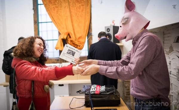 Pig Records Zaragoza vinilos