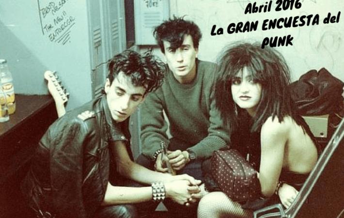 gran encuesta punk vinilos blank generation