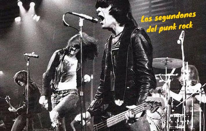 segundos discos vinilos punk rock