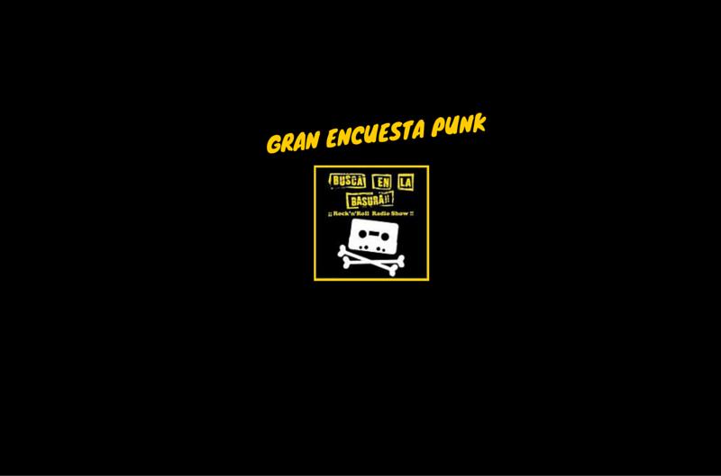 Los 10 mejores discos punk para Busca en la Basura