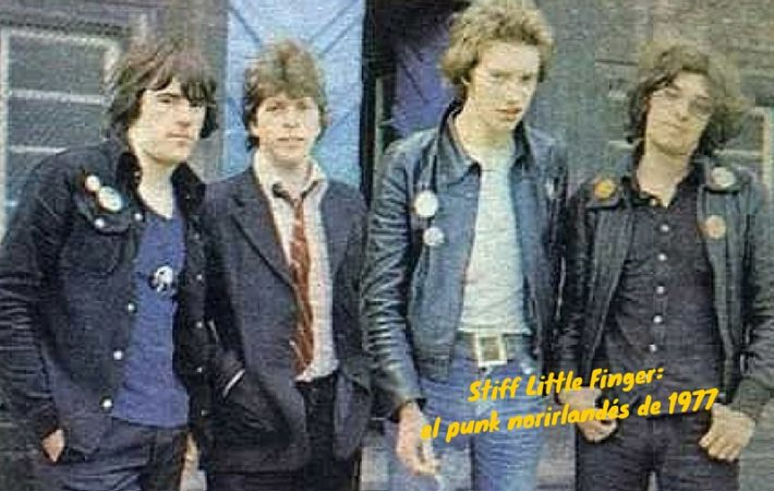 Stiff Little Finger: el punk norirlandés de 1977