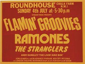 roundhouse ramones