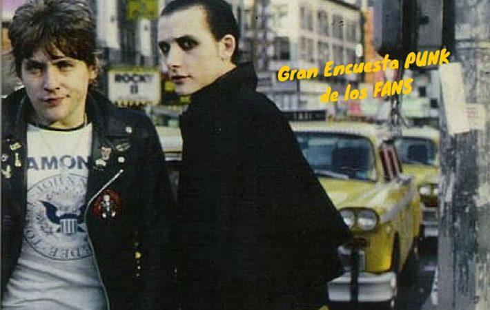 Gran Encuesta del Punk: elige tus 10 discos punk