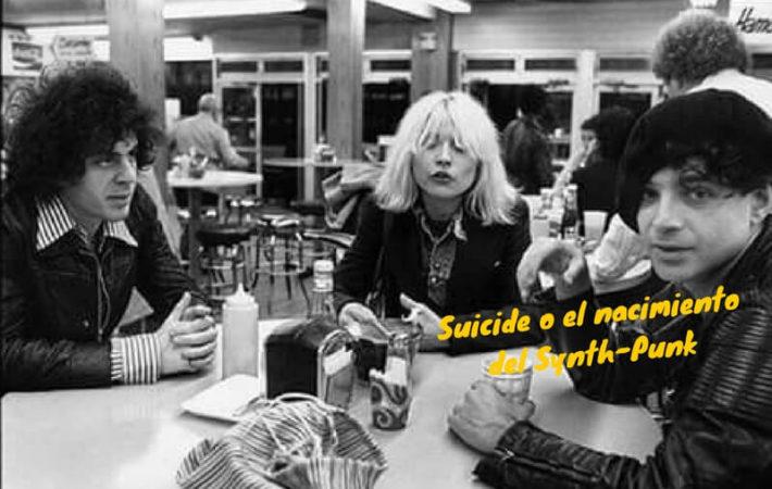 Suicide o el nacimiento del Synth-Punk