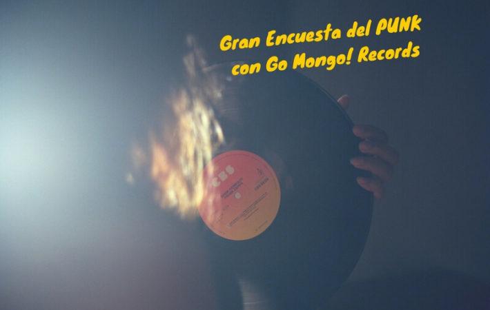 Los 10 mejores discos punk para Go Mongo Records