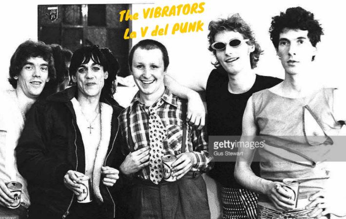 The Vibrators Punk