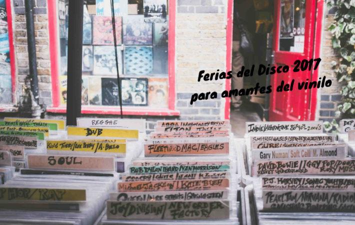 Ferias del disco 2017
