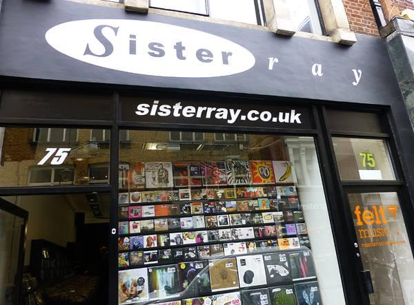 SISTER RAY RECORDS