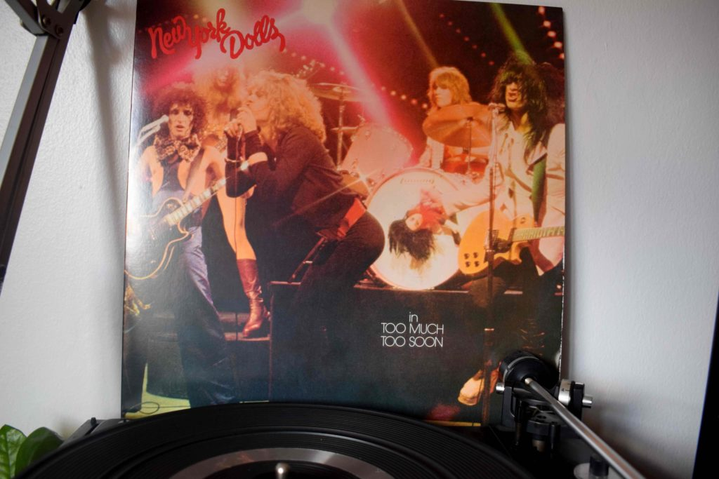 Too Much Too Soon: New York Dolls