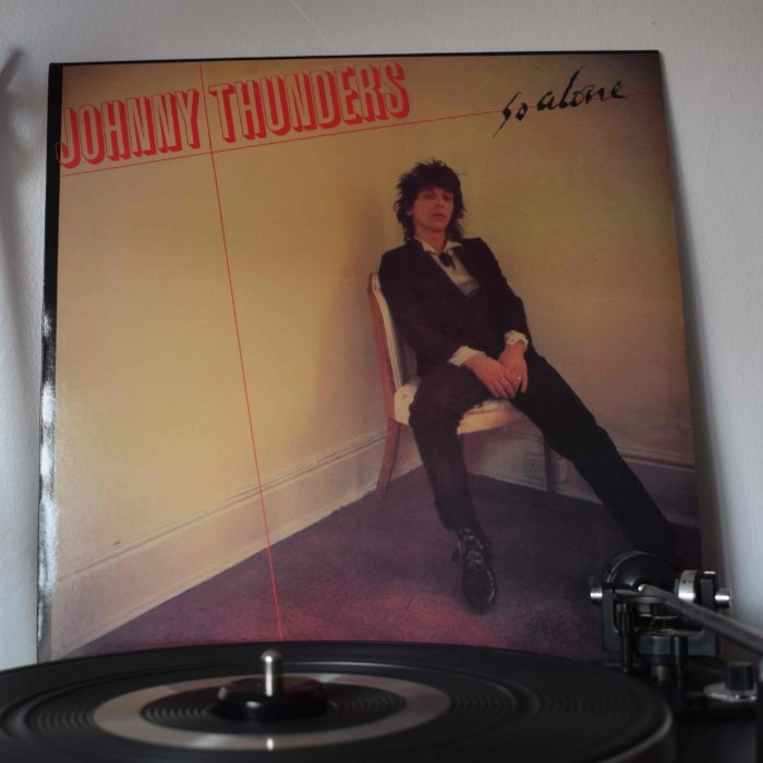 So Alone: Johnny Thunders