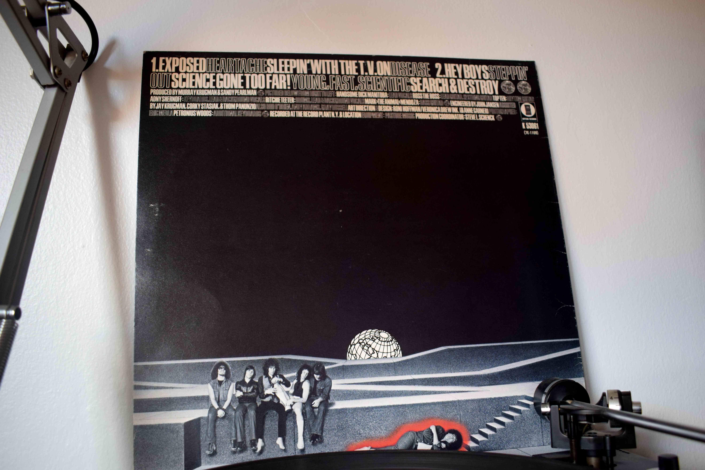 Manifest Destiny The Dictators Asylum Records K 53061 Uk 1977