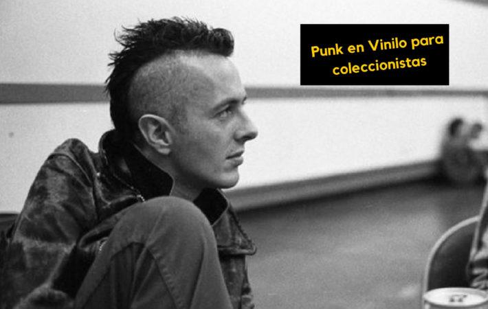 Punk en Vinilo para coleccionistas