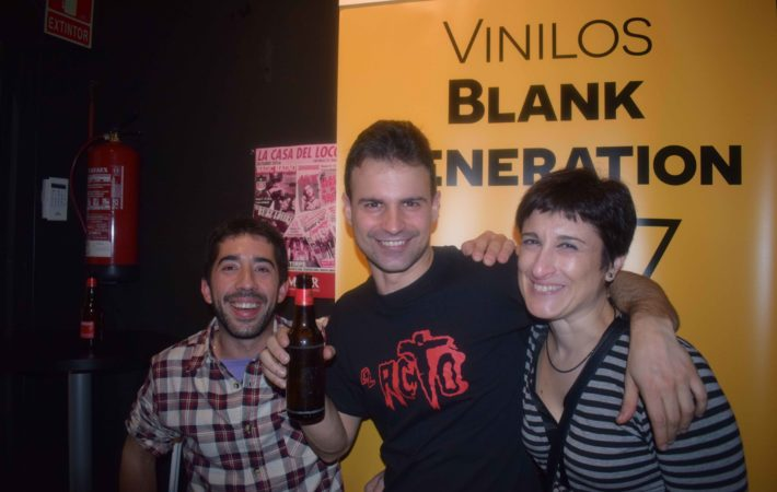 vinilos blank generation harlem rock cafe 3