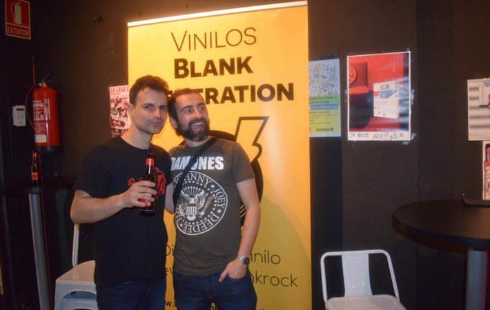 vinilos blank generation harlem rock cafe 5