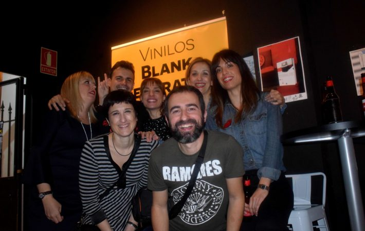 vinilos blank generation harlem rock cafe 9