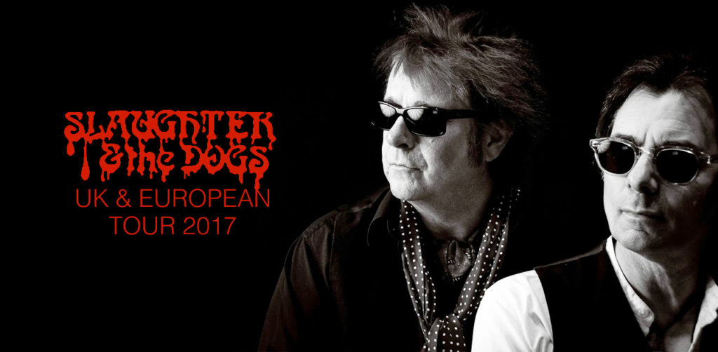 Slaughter And The Dogs de gira por España en 2017