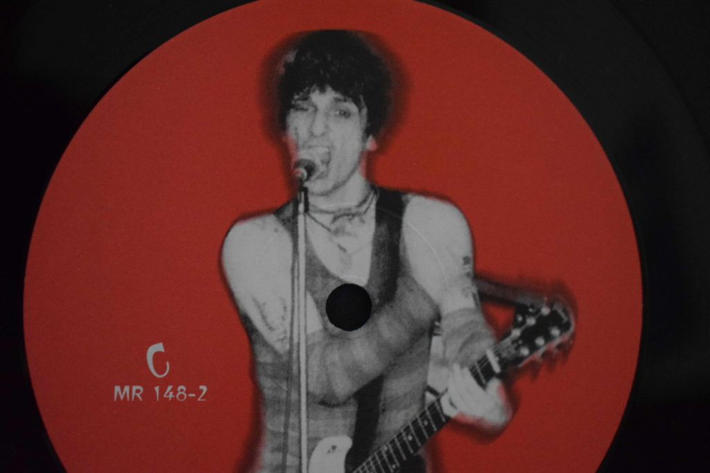 johnny thunders vive la revolution disco de vinilo