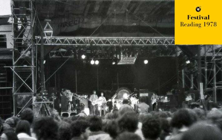 Festival Reading 1978 punk