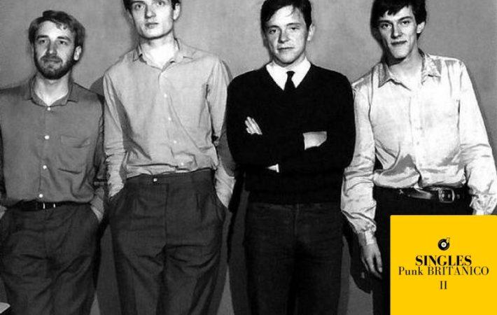 singles punk rock británico