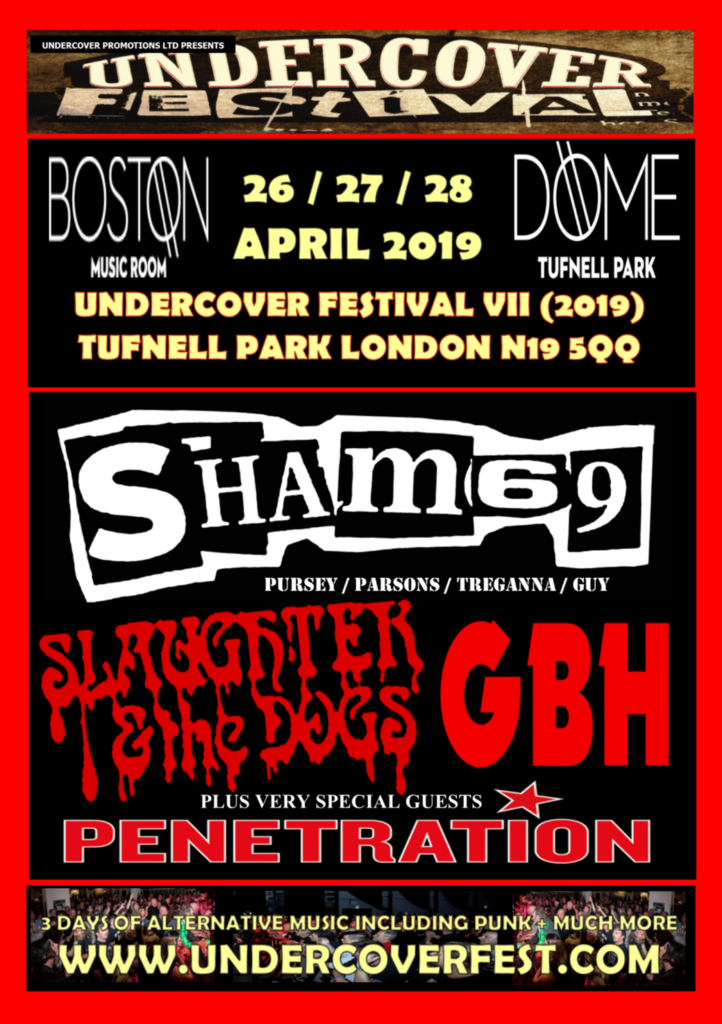 undercover festival 2019