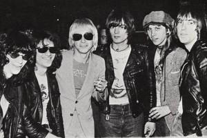 Iggy Pop and the Ramones, by Roberta Bayley