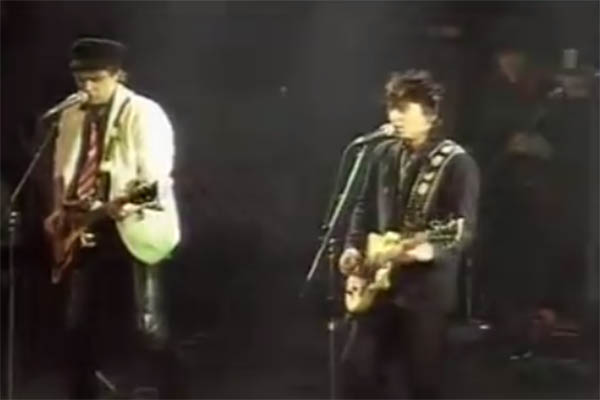 johnny thunders the heartbreakers live