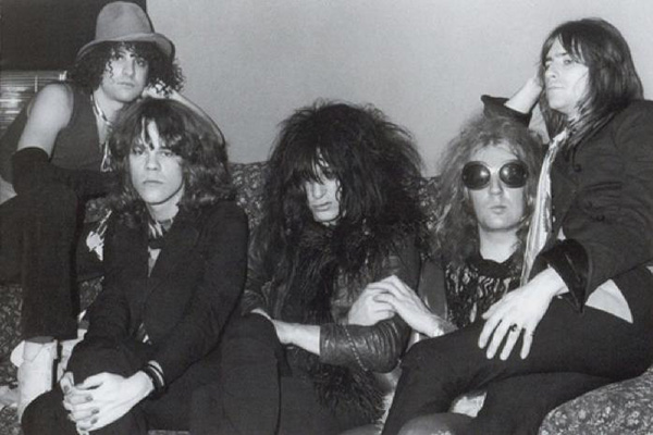 new york dolls bob gruen