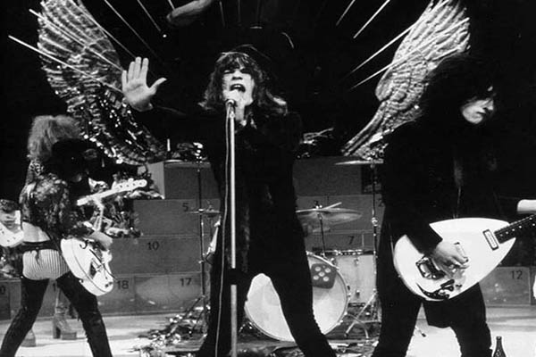 New York Dolls live