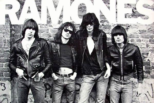 Ramones vinilo 1976