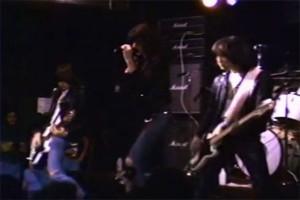 ramones sheena is a punk rocker live