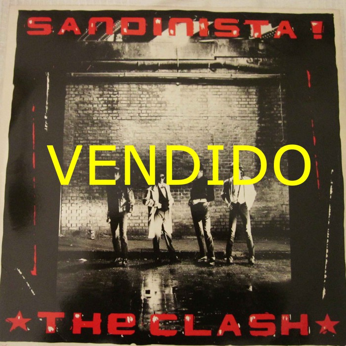 sandinista the clash vendido