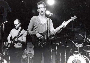 Richard Hell and The Voidoids, live